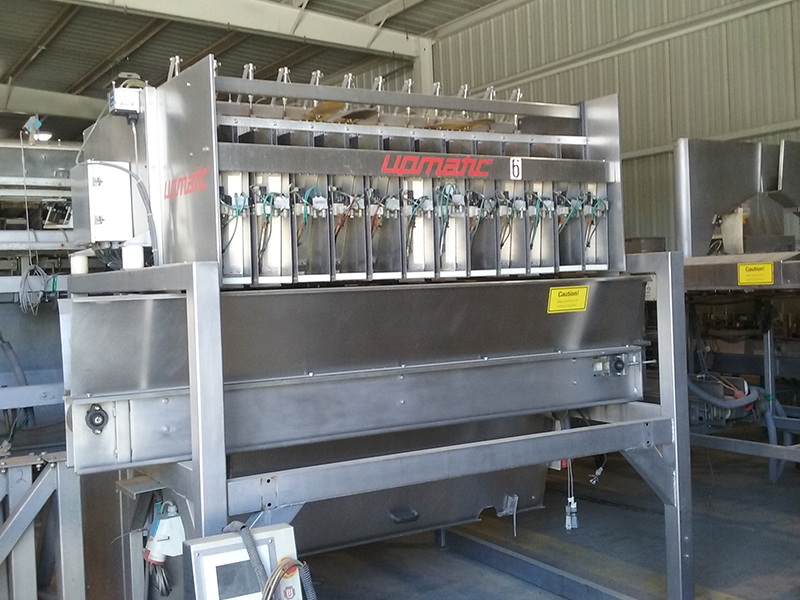 scales weighers, modern produce equipment